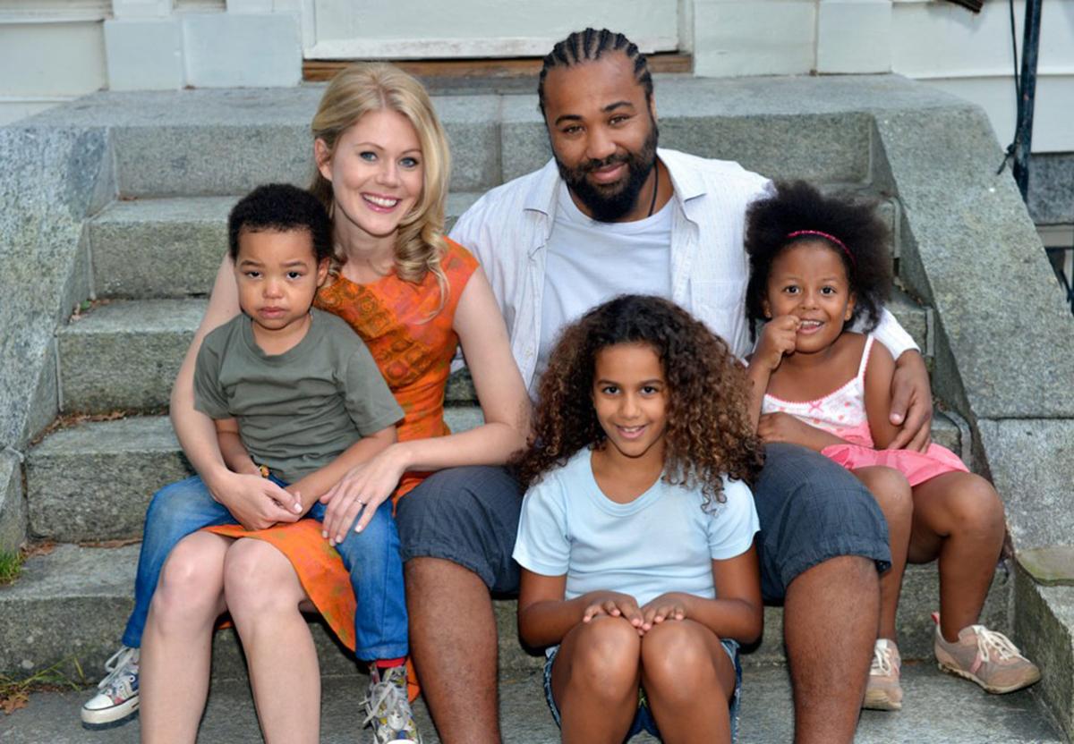 Joy-familjebild