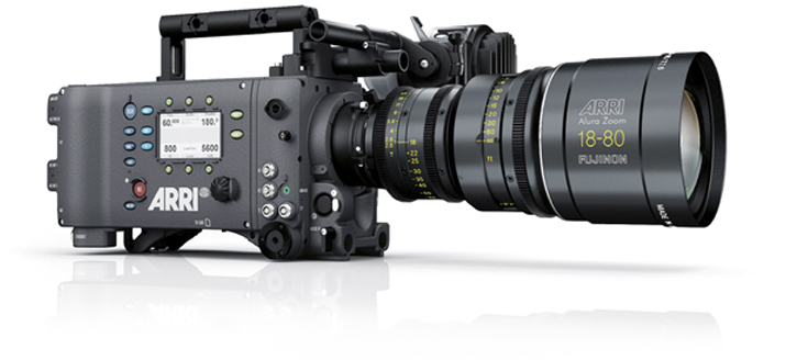 equipment arri alexa