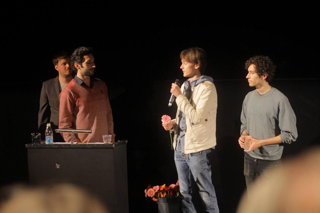 Emil delar ut Cinemagiker 2014