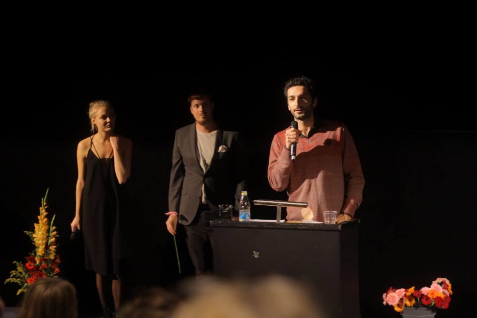 StockMotion 2014 Emil delar ut Cinemagiker