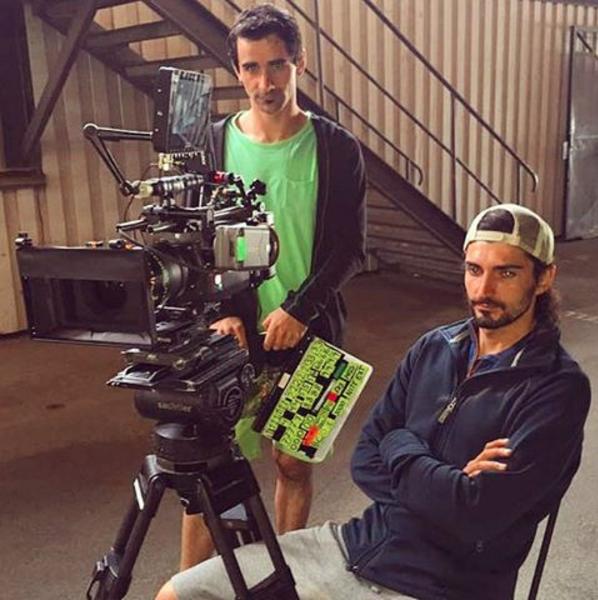 Gab Dinis kamera setlife