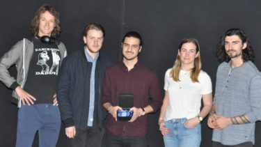 Vinnare av Cinemagiker på Sveriges Kortfilmsfestival 2017